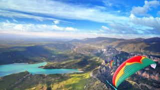 Stage initiation - Formation pilote parapente