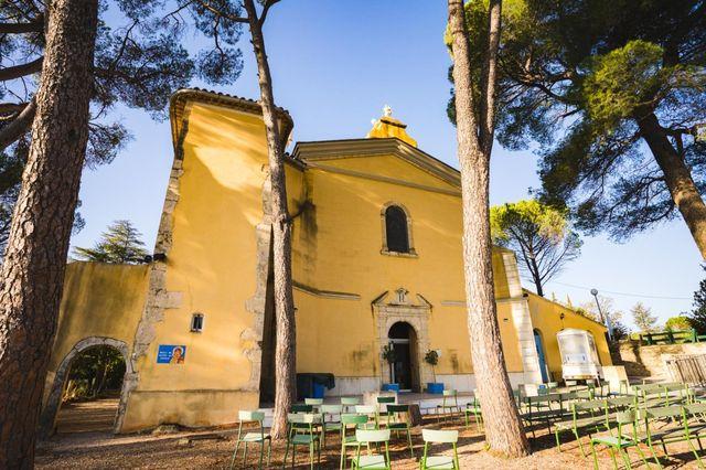 Sanctuaire Notre-Dame de Grâces - Cotignac