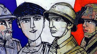 Chemin de la Mémoire La Londe les Maures 1942 - 1944