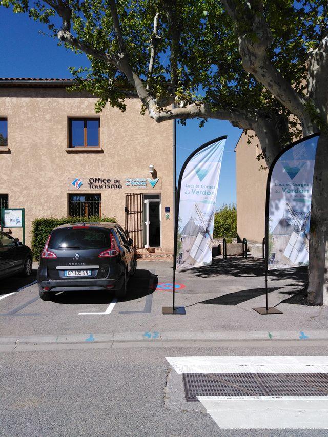 Bureau d'Information Touristique de Régusse