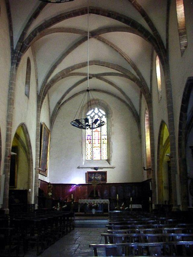 Collégiale Saint Pancrace