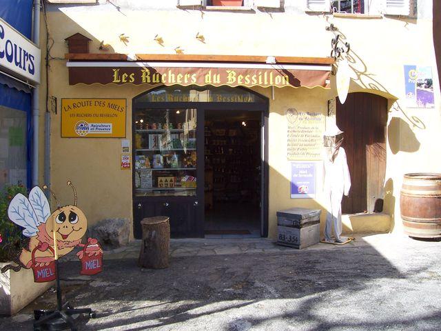 Les Ruchers du Bessillon - Cotignac