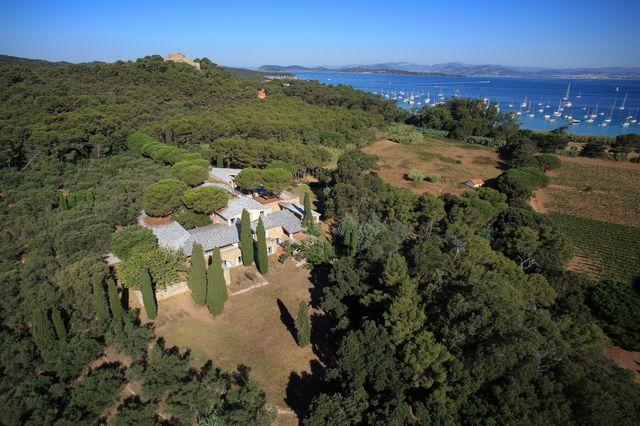 Villa Carmignac - Porquerolles