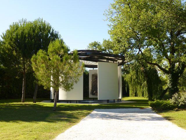Stella Chapel, Venet Foundation, Le Muy