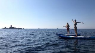 Boulouris kayak paddle
