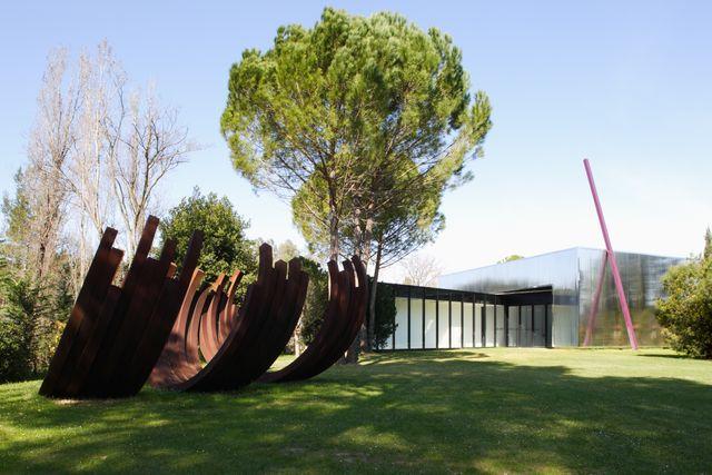 Venet Foundation, Le Muy, France