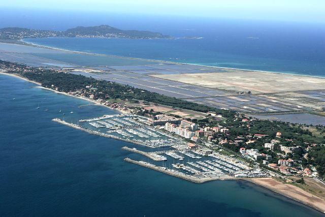Port St-Pierre Hyères
