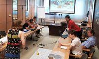 Jó ütemben halad a robotika projekt megvalósítása
