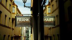 FRANK & FRANK Underground