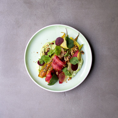 Hello Stranger Chef's 5-course menu for two 69€!