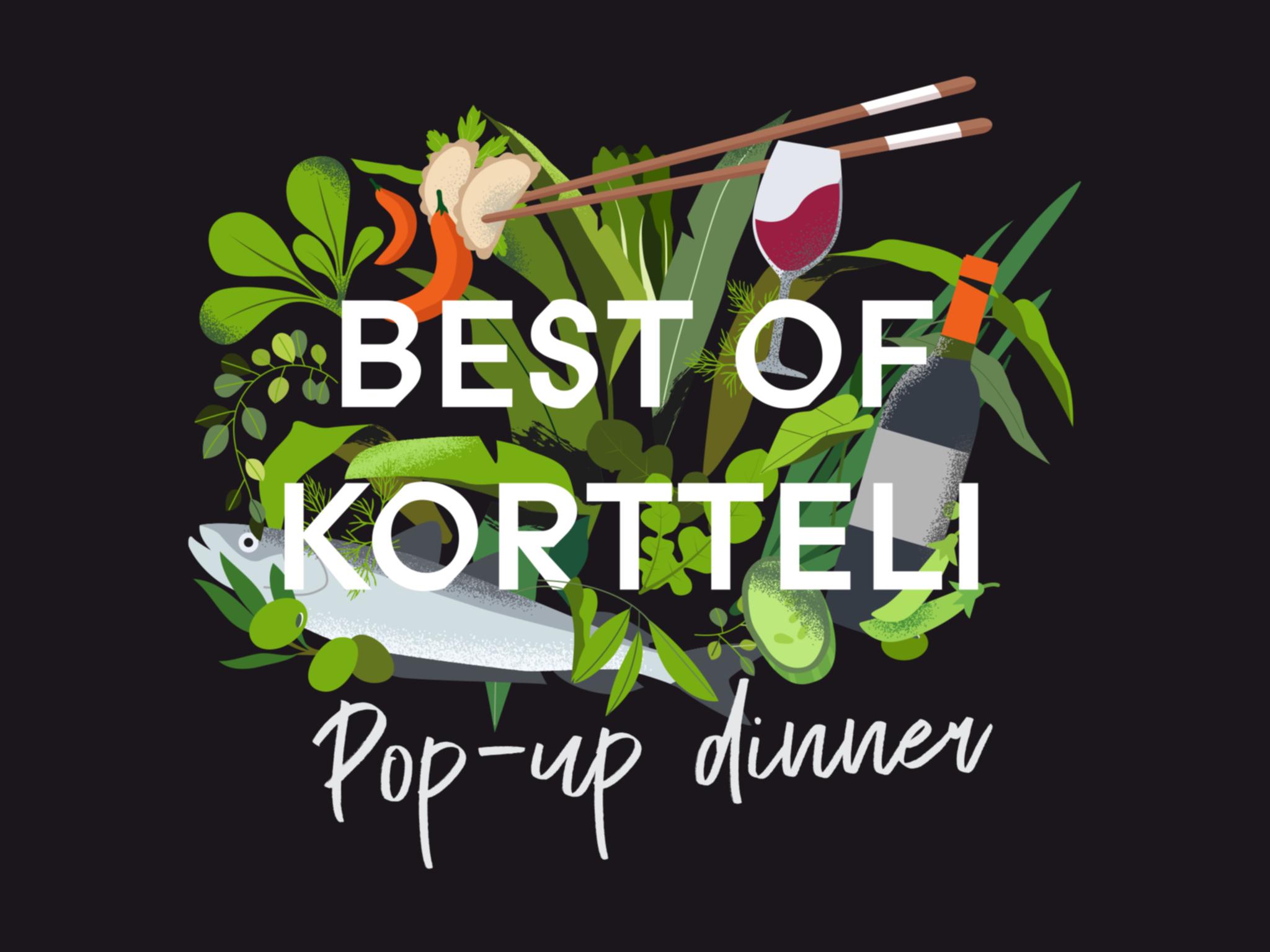 Best of Kortteli illalliset 8.-11.5.