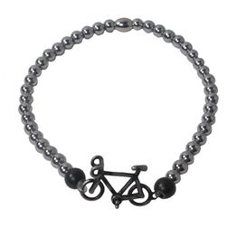 Jt Ανδρικό ατσάλινο βραχιόλι ποδήλατο