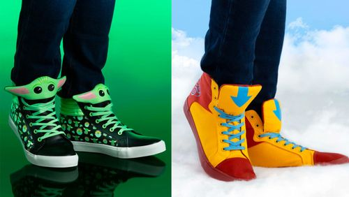 Fun.com Just Dropped Five Pairs of Fandom-Fueled Shoes