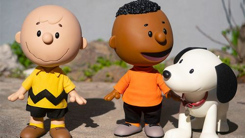 Peanuts' Franklin Gets the Vinyl Treatment from Super7