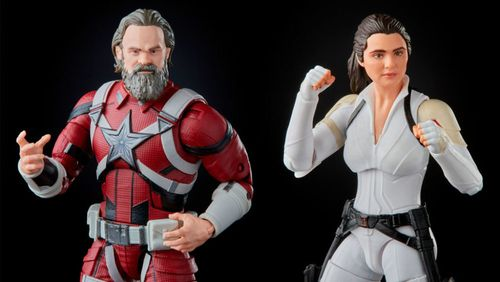 'Black Widow' Inspires New Marvel Legends Two-Pack