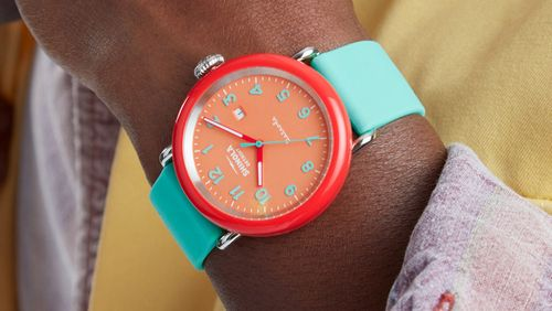Watch Yourself Be Amazed By This Silly Putty Shinola Collab