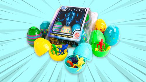 The Easter Bunny Delivers Something Much Creepier than Chocolate in New Alien Eggs