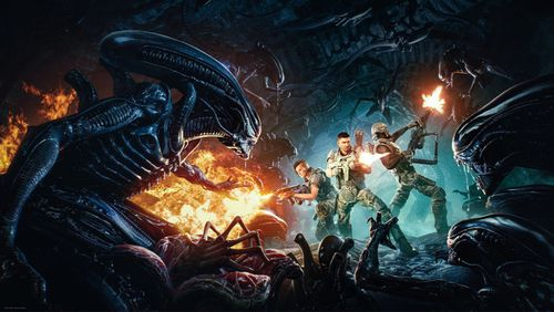 Blast Away Xenomorphs In 'Aliens: Fireteam' Video Game
