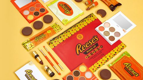 There's Nothing Sweeter Than This HipDot x Reese's Makeup!