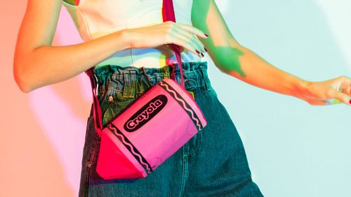 Carry Creativity with the Crayola x LeSportsac Bag Collection