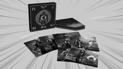 The Snyder Cut Merch Continues with a Massive Vinyl Box Set