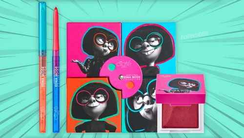 Never Look Back, Darling. It Distracts from This Edna Mode Makeup Collection