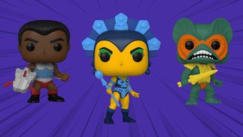 Funko Adds MOTU Figs to Retro Toys Line