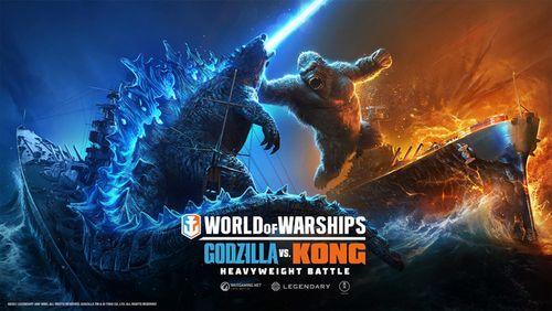 Godzilla and Kong Join 'World of Warships' for Epic Nautical Battles