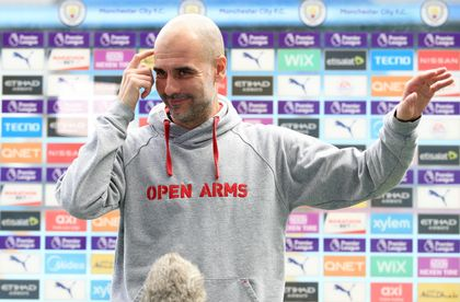 pep, guardiola, shares, reasons, manchester, city, success
