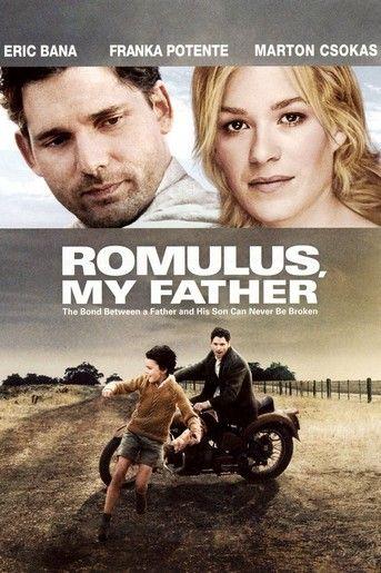 Romulus my father 2007 AU  VOSTFR FANSUB DVDrip x264 AC3