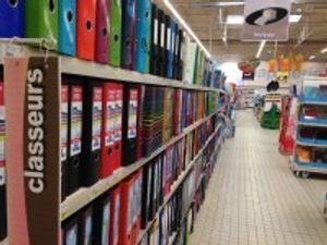 Moyeuvre-Grande : distribution de fournitures scolaires aux collégiens