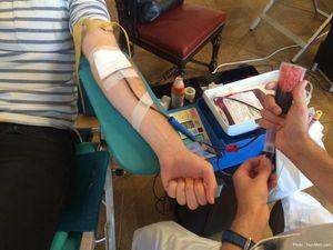 Solidarité : une grande collecte de sang à Metz