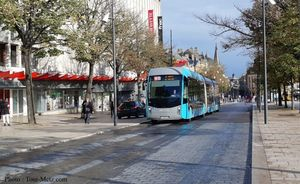 Metz : mouvement de grève reconduit sur le réseau de bus