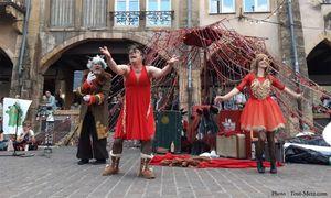 Mini-concerts, spectacles, cinéma plein-air à Metz : la ville lance un appel à projets pour cet été