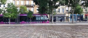 Pic de pollution : le bus en illimité à Metz Métropole