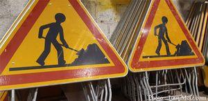 Travaux à Mécleuves : 8 semaines pour un plateau surélevé et d'autres chantiers