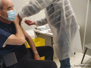 Amnéville : de nouvelles dates pour se faire vacciner en mai et juin