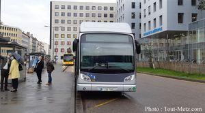 Les futurs bus à Metz Métropole devraient rouler à l'hydrogène