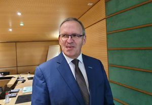 Patrick WEITEN annonce sa candidature aux élections départementales 2021