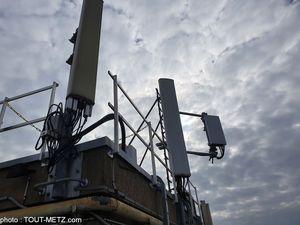 Metz Métropole : la 5G débarque sur Longeville, Moulins, Scy-Chazelles et Saint-Julien