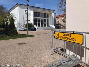 A Montigny, à J+45, la vaccination tourne rond