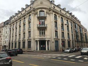 Metz : le siège de l'URSSAF devient une résidence pour étudiants