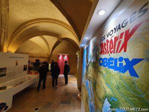 Exposition : Astérix et les irréductibles gaulois ont envahi le Château de Malbrouck