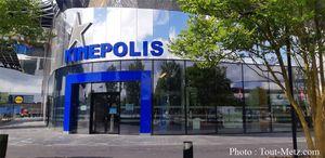 Metz : découvrez le nouveau cinéma Kinepolis à Waves (photos)