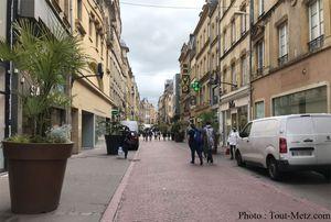 Centre piétonnier à Metz : 2 roues, accès et vitesse, la municipalité annonce de nouvelles règles