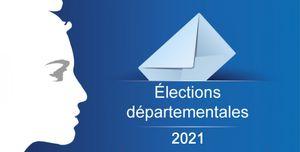 Premier tour des élections départementales et régionales 2021 : c'est parti
