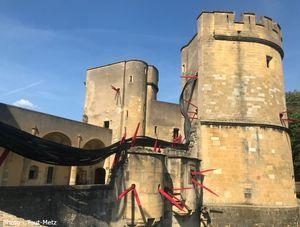 Constellations à Metz : une œuvre monumentale à la Porte des Allemands