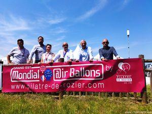#GEMAB21 : deux signatures indispensables avant le départ des montgolfières