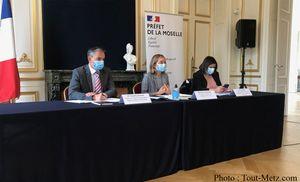 Variant Delta en Moselle : le taux d'incidence a triplé en deux semaines