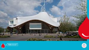 Metz : une collecte de sang organisée au Centre Pompidou